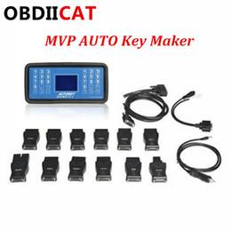 decoder für autoschlüssel Rabatt Neueste V16.9 MVP Key Programmer Unterstützung Englisch / Spanisch Version MVP Pro Kein Token Limited Key Decoder Für Multi-Autos DHL geben