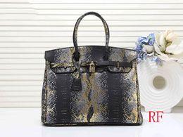 canaux sacs épaule Promotion sacs à main designer motif de serpent femmes sacs de designer 35cm H K sac à main sac nouveau style sac à main de luxe