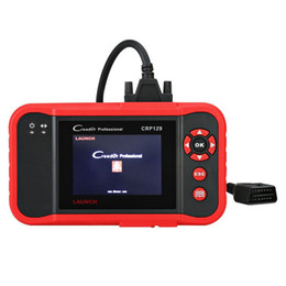 abs car brakes Promo Codes - LAUNCH CRP129 OBD2 Scanner Car Diagnostic Tool ABS Airbag Scanner Auto Diagnostics Autoscanner Brake SAS Oil Reset