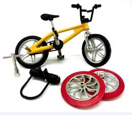 Liga Mini Dedo Bicicletas Modelo Brinquedos de Desktop Modelo de Bicicleta Brinquedos Mini Dedo Bicicleta para Crianças Brinquedos de Natal Carro Decoração Diecast Carros Modelo de