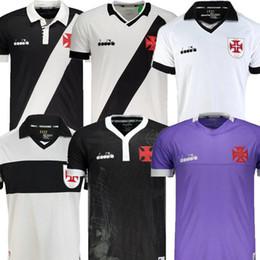 2020 camiseta do brasil melhor vendendo MAXI 19 20 Vasco da Gama Futebol de manga comprida A.RIOS PAULINHO FABIANO MURIQ 2019 2020 o Brasil club Football Shirt desconto camiseta do brasil