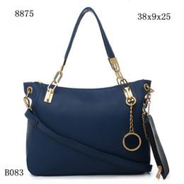 синий цветочный сумка Скидка Горячей Продажа Классических женщин сумка мешок 5A Tops качество Кожа PU Марка конструктора плечо сумки и кошелек набора QX8875 Бесплатной доставка