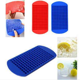 grid mold silicone Coupons - 160 Grid Ice Tray Ice Cubes Frozen Mini Cube Silicone Mold DIY Maker For Kitchen Bar Party Drinks Mould Tray Pudding Tool
