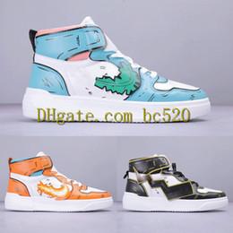 scarpe pokemon Sconti Nuovo Mens Pokemon Pikachu Squirtle Retro alta OG SP pattini di pallacanestro Pokemon impresa Raichu Wartortle progettazione frammento 1 1s Sneakers lusso