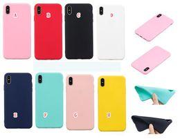 2019 remax telefon fall Für das neue iPhone 2019 5.8 6.1 6.5 Zoll X XS Max XR 8 7 Plus 6 6S 5 5S SE Samsung S10 S10E NOTE10 Pro weicher matter TPU-Fall Plain Frosted Cover