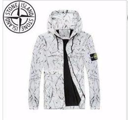 Chaqueta de estilo para hombre con capucha online-Spring Hooded Bomber white Y-3 Jacket Men Hoodie Jacket para hombre chaquetas y abrigos veste homme hombres abrigo estilo chino chaquetas hombre 4X