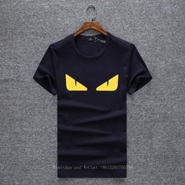 2019 mostrar patrones de ropa Camisetas para hombres de verano de manga corta T Lástima Hombre Nuevo patrón Fácil Cuello redondo Mostrar solicitud para adolescentes coreanos Ropa de hombre Ropa rebajas mostrar patrones de ropa