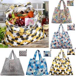 2019 wasserdichte unterwäsche 2019 New Eco Shopping Travel Umhängetasche Beutel Tote Handtasche Falten wiederverwendbare Taschen