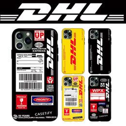 Новое прибытие телефона чехол для IPhone 6 / 6p / 6sp7 / 8 / 7p / 8р / X / Xs / Xs Max IPhone 11 / 11Pro Max с приливами карты DHL от