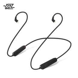 Mmcx кабели онлайн-Беспроводной кабель Bluetooth BA10 КЗ ZS10 КЗ обновление модуля провода с 2-Полюсная/разъем MMCX для КЗ ZS10/ZS6/ZS5/ZS4/ЗСТ/AS10/ES4