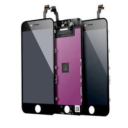 Yedek Toptan Telefon Parçaları LCD iPhone 6 Artı LCD Ekran Ekran Digitizer Meclisi ile hiçbir ölü piksel ve toz Ile nereden