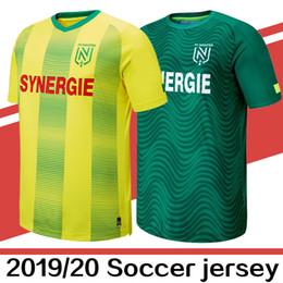 jon lester jersey Desconto 2019 Nova FC Nantes Casa Fora de Futebol camisa de melhor qualidade 19 20 Nantes Sala Coulibaly Waris Rongier Boschilia mens camisa de futebol