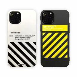 iPhone 11 Pro max x xs max xr 7 8 Artı Shell Siyah Beyaz Arka Kapak tasarımcısı Ok Shell TPU A10 için Stripes Graffiti Telefonu Kılıfı Kapalı nereden