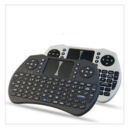 Mini teclado inalámbrico de 2.4 Ghz con retroiluminación, perfecto para Raspberry Pi PC Android con pantalla táctil de control remoto y de alta calidad desde fabricantes
