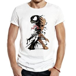 3D Printed T-Shirts Scarecrow Doodle Short Sleeve Tops Tees