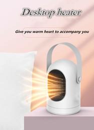Deutschland Space Heater, Indoor-Heizungen Fan Platte Mini Elektro-Heizung für Home / Office / Schlafzimmer und Badezimmer mit Personal Schreibtisch Heizung Versorgung