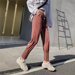 2019 calças de veludo Moda Neon Mulheres Leggings Inverno Leggings Spandex Activewear Algodão Quente Novas Tendências De Veludo Mulher desconto calças de veludo