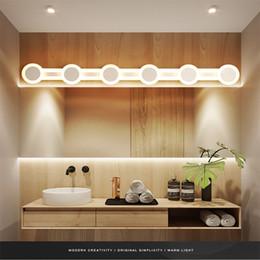 Habitaciones de hotel, modernas, modernas, nórdicas, faros con espejos de led, luces ultrafinas para pasillos, barra de baño, faros con espejos de led, espejos desde fabricantes