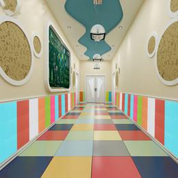 3D самоклеящиеся утолщаются стикер стены водонепроницаемый обои DIY стены наклейки панели для домашнего отеля детский сад школа Декор стен 30*60 см от Поставщики оптовый материал наклейки