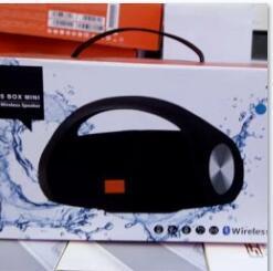 2020 Caixa de crescimento Bluetooth Speaker 3D HIFI Subwoofer Handsfree externas estéreo portátil Subwoofers com transporte rápido Retail Box de