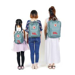 Mochilas de chicas grandes online-2019 Brand Teenage Mochilas para Chica Mochila impermeable Bolsa de viaje Mujeres Bolsas de marca de gran capacidad para niñas Mochila