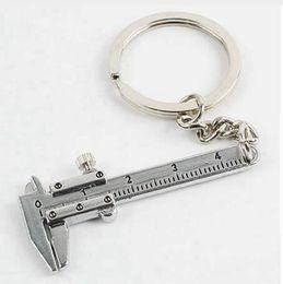 Canada Mini Vernier Caliper Porte-clés Accessoires de voiture pour vw mazda audi BMW Toyota Opel etc. Porte-clés porte-clés Turbo Offre