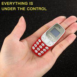 mini tarjeta sim gratis Rebajas 5 unids Teléfono móvil L8star BM10 Forma de teléfono mini tarjeta SIM auricular Manos libres inalámbricas Responda a la llamada VS BM70 BM50