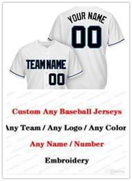 2019 trajes de navio Atacado Costurado Costume Baseball Jersey Casa Fora Da Estrada Dos Homens da Mulher do Miúdo Juventude Qualquer Nome Número Bordado S-4XL Frete Grátis desconto trajes de navio