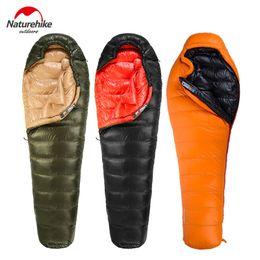 NatureHike maman canard Sac de couchage en duvet pour la randonn/ée Camping Voyager NH15D800-K