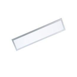 2019 panneaux de plafond en grille Panneau allume 595 * 595mm LED blanche à écran plat Lumière 72W 6000K encastré Edge-Lit plafond suspendu Lumière, Lay luminaireà pour Office