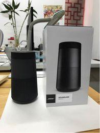 Canada Haut-parleurs sans fil BOSE Soundlink Revolve 2019 Haut-parleur parfait Son parfait Haut-parleur portable sans fil Bluetooth Haut-parleur multifonction pour voiture FM cheap bluetooth speaker car Offre