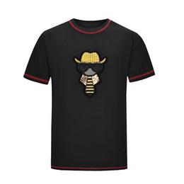 La nuova maglietta a maniche corte T-shirt O-Collo in cotone di nuova qualità per uomo e donna T-shirt per uomo da