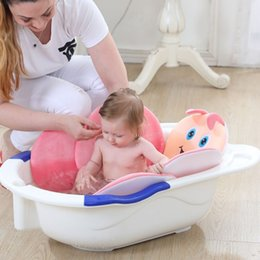 Deutschland Kinder niedlichen cartoon pad baby shower butterfly design kissen bad kindersicherheit blütenblatt pad baby badematte Versorgung