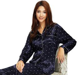 Womens Silk Satin Pajamas Set Pajama Pyjamas Set Sleepwear Loungewear S 580774868