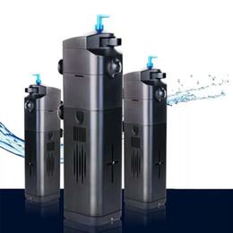 2019 aquarium externe Sunsun JUP-21 22 23 8 W Aquarium Filtre submersible Pompe UV Stérilisateur Lampe Clarificateur D'eau Fish Tank Filtres Accessoires