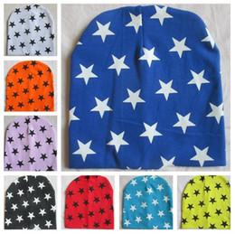 Куртка qiu dong онлайн-Детская шляпа, что цю Дон сезон использует исключительно tong qu little star cap вязание baby cap дети теплая куртка cap T3I5169