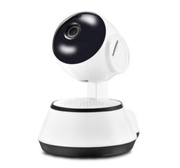 Беспроводная проводная камера cctv онлайн-Gadinan Cctv 720p Wi-Fi Мини Радионяня Беспроводная Ip-камера Ptz P2p Видеонаблюдения Домашнего Видеонаблюдения Ночного Видения V380