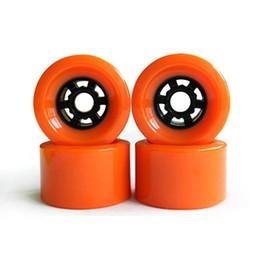 2019 rollerhandtaschen 2019 neue ankunft diy 80mm 87mm 83mm 90mm 97mm skateboard rad für shr78a rote farbe pu räder weiche beständige longboard räder