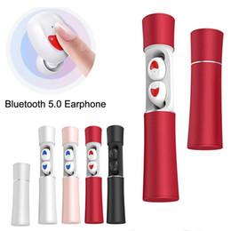 TW20 TWS Роскошные Bluetooth Наушники 5.0 Беспроводные Стерео Наушники Мини Наушники Спортивные Гарнитуры Наушники Мини Наушники Микрофон Для Смартфонов ПК от