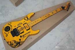 Chitarra lunare online-hot Double shake moon goddess tipo chitarra elettrica 24 prodotti