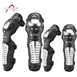 K getriebe online-Motorrad-Schutzausrüstung VEMAR K-208, die Knieschoner und Ellbogenschutz aus rostfreiem Stahl fährt