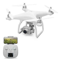 Drone gps quadcopter on-line-Quadcopter do zangão de Wltoys X1 5G GPS FPV RC com o Gimbal PTZ de 2 eixos da câmera de 1080P HD