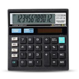 Argentina Calculadora solar asequible CT - 512 de la venta directa de la fábrica computación de escritorio de la computadora de oficina Suministro
