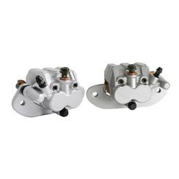 piccolo interruttore di alimentazione Sconti Pinza freno a disco posteriore sinistra con pastiglie per Yamaha UTV Rhino 450 2004-2007 RHINO 450 2006-2009 700 2008-2013