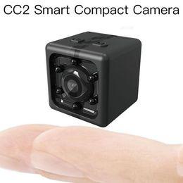 Azioni di compressione online-JAKCOM CC2 Videocamera compatta Vendita calda in videocamere Action Sport come custodia per orologi da uomo custodia tablet azione eva