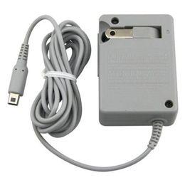 2019 3ds ac aufladeeinheit AC Home Wall Ladegerät Netzteil für Nintendo DSi XL 3DS generische NDSi Adapter Spielzubehör Dhl-frei günstig 3ds ac aufladeeinheit