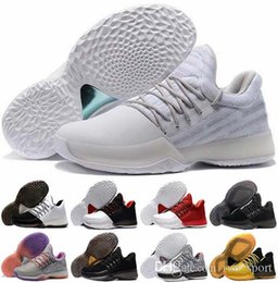 7f678bcc72ac Hot Harden Vol. 1 BHM Black History Month Mens Basketball Shoes Fashion  James Harden Shoes red Outdoor Sports Training Sneakers