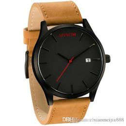 Мода Мужчины Женщины Mvmt Кварцевые часы Часы 20 от