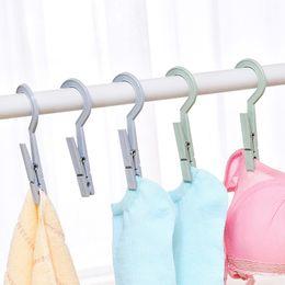 Portátil de viaje Manguera de la braga Pinza para la ropa Secador Pequeño Clip 3 Vestido individual Windbreak Mix Clip desde fabricantes