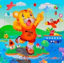 Деревянные головоломки игрушки развивающие развивающие детские дети обучающие игрушки для детей головоломки животных головоломки Jouet Enfant #520 от